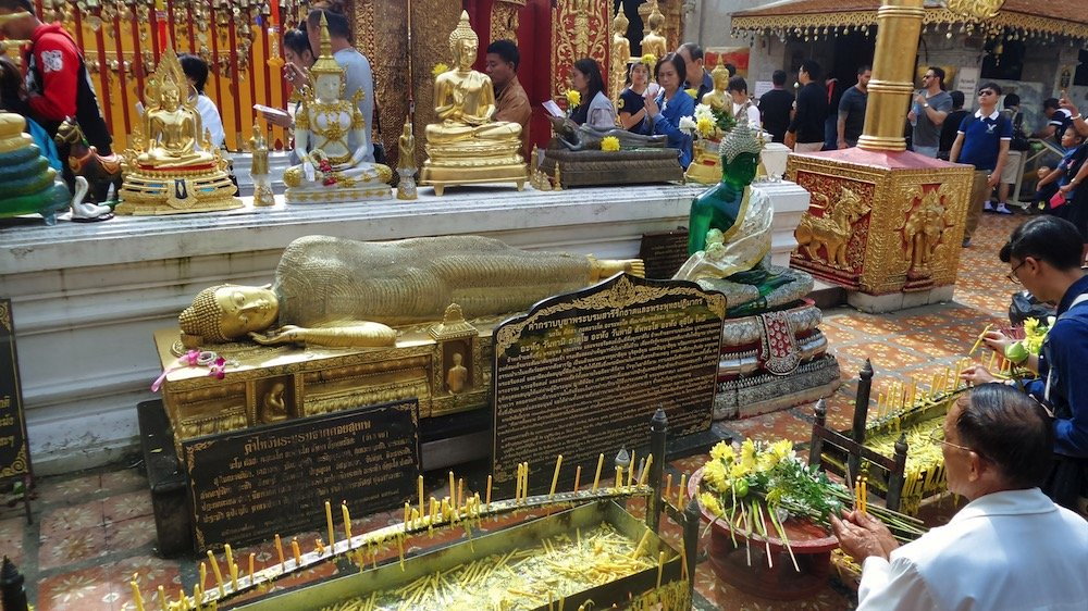 bouddha emeraude