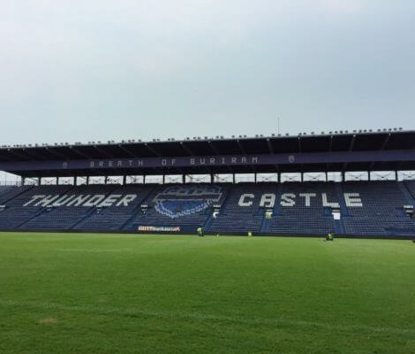 stade football Buriram