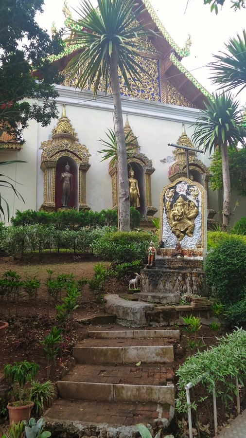 jardin doi suthep