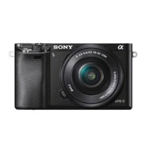 appareil photo vacances alpha 6000