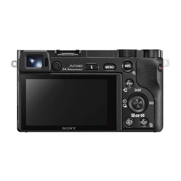 appareil photo vacances Sony A6000
