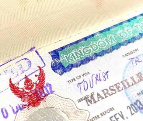 visa thailande